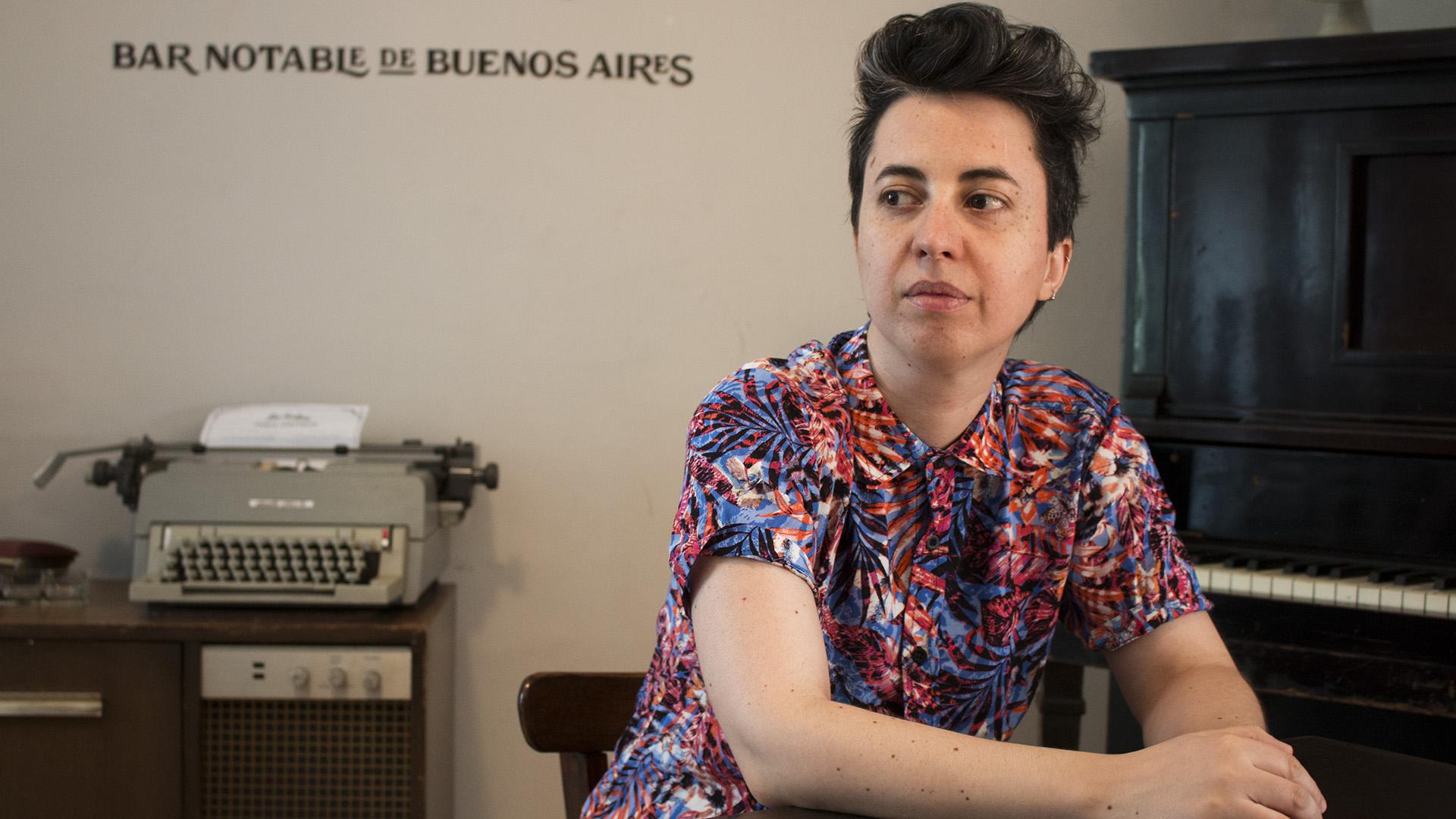 Silvina Giaganti (foto: Maria Eugenia Salgado)