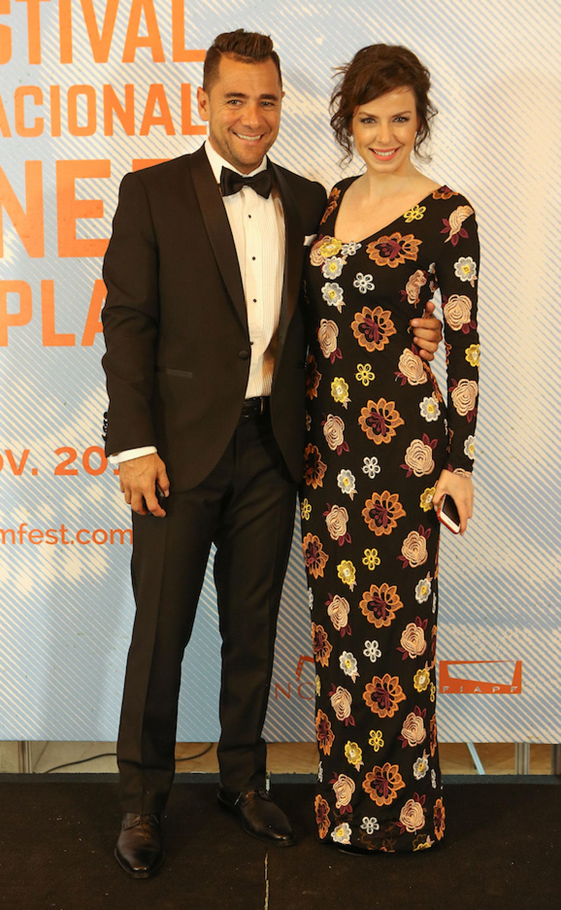 Cecilio Flematti y Mercedes Funes