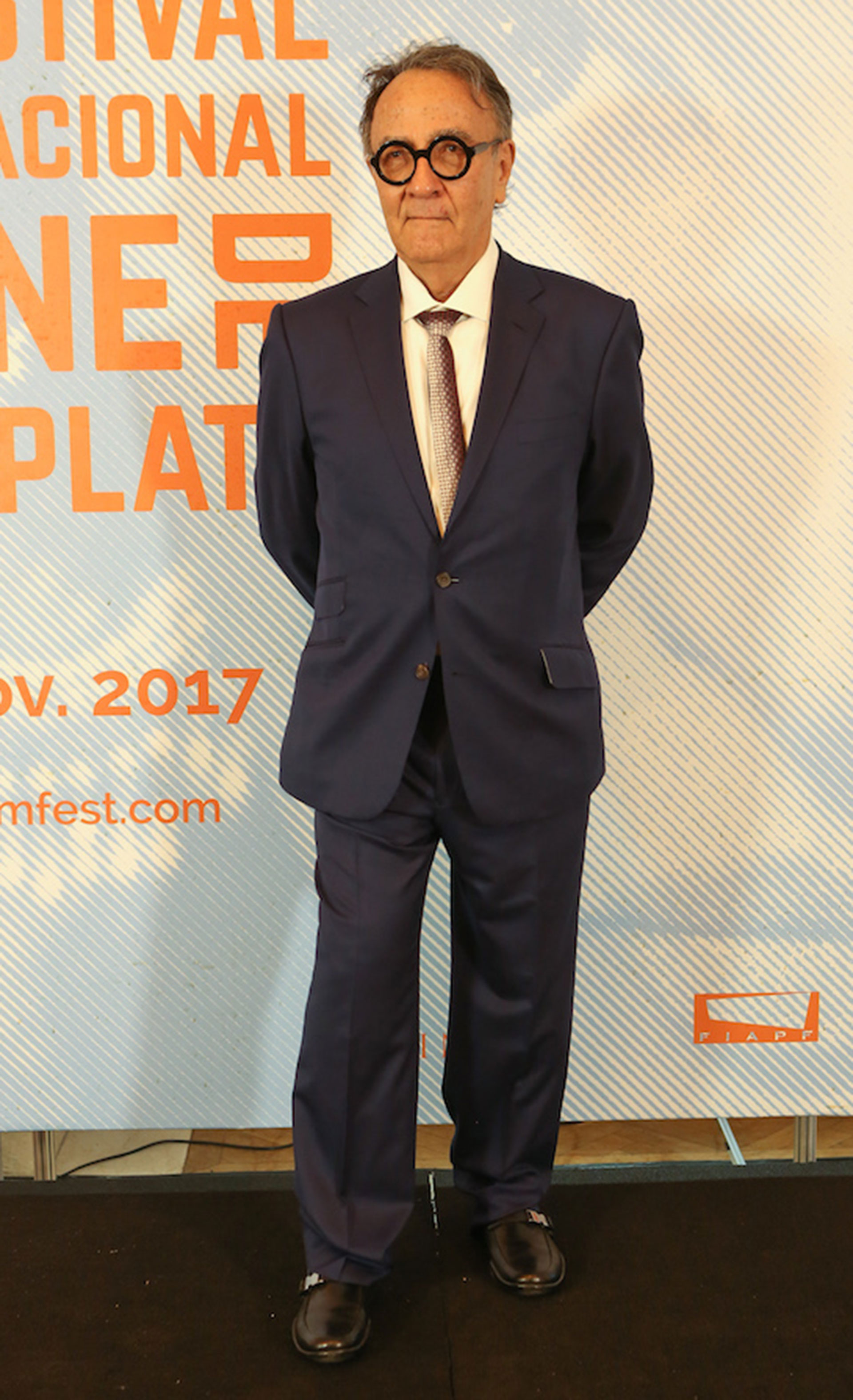 El norteamericano Peter Scarlet, director artístico del Festival de Cine