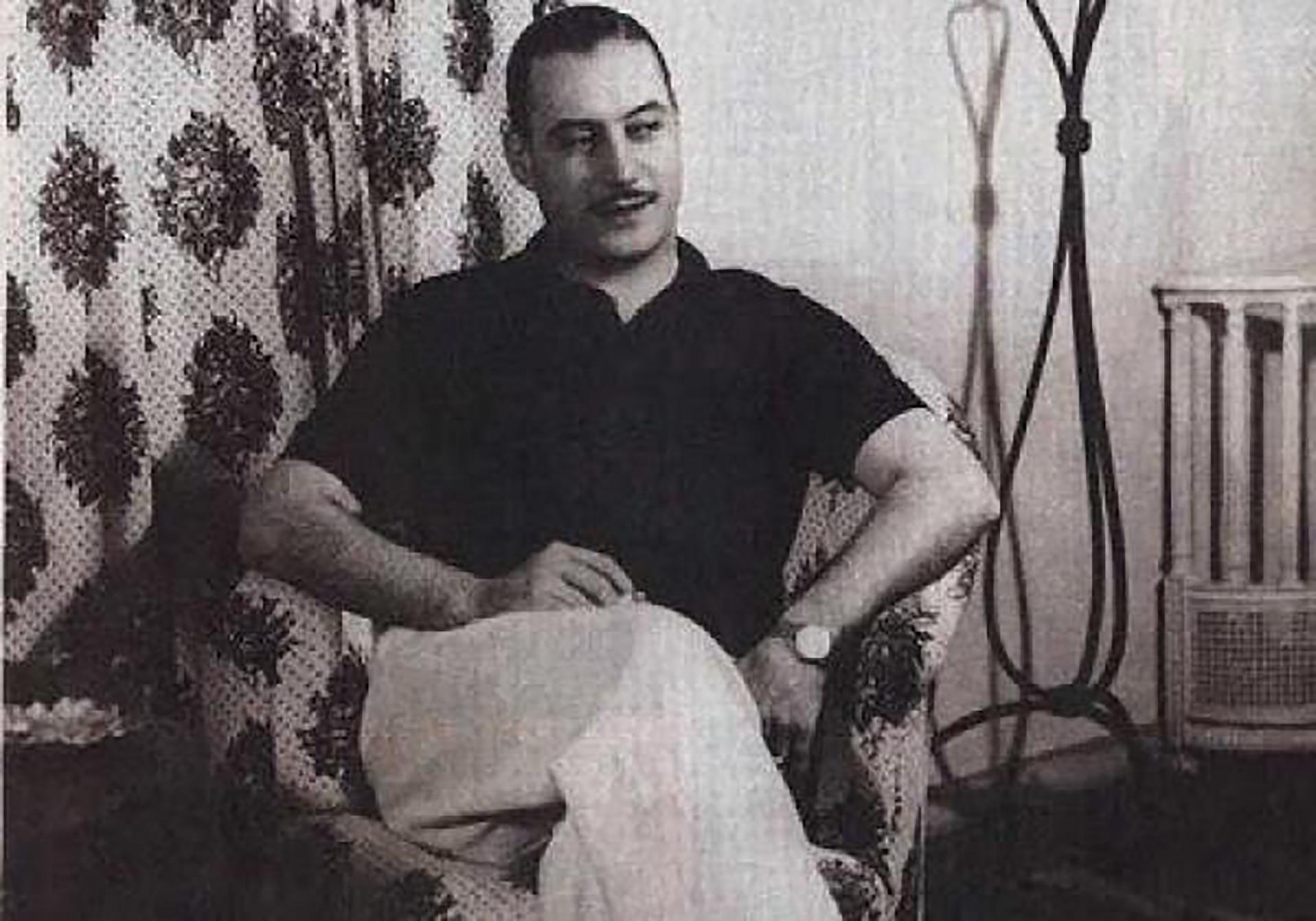 """Juan Duarte, el """"bon vivant"""" del peronismo"""