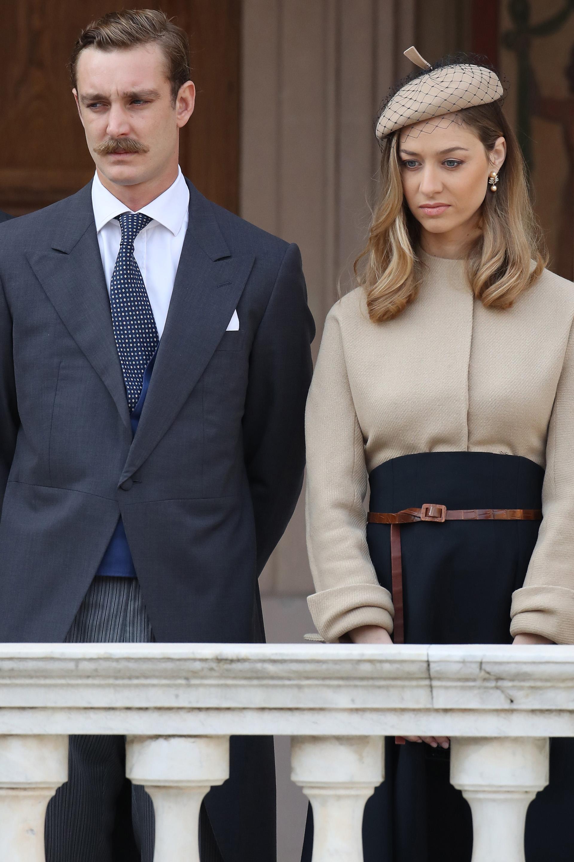 Pierre Casiraghi y su mujer, Beatrice Borromeo