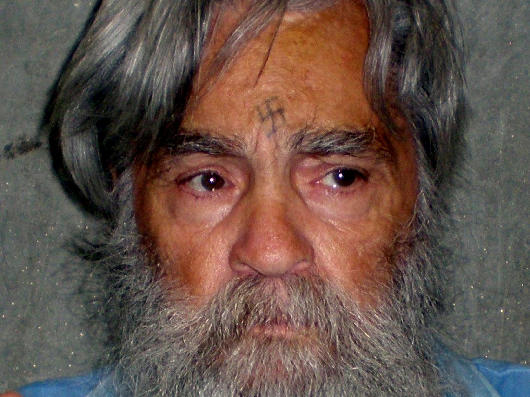 Manson fue condenado a cadena perpetua y falleció el pasado 19 de noviembre a los 83 años
