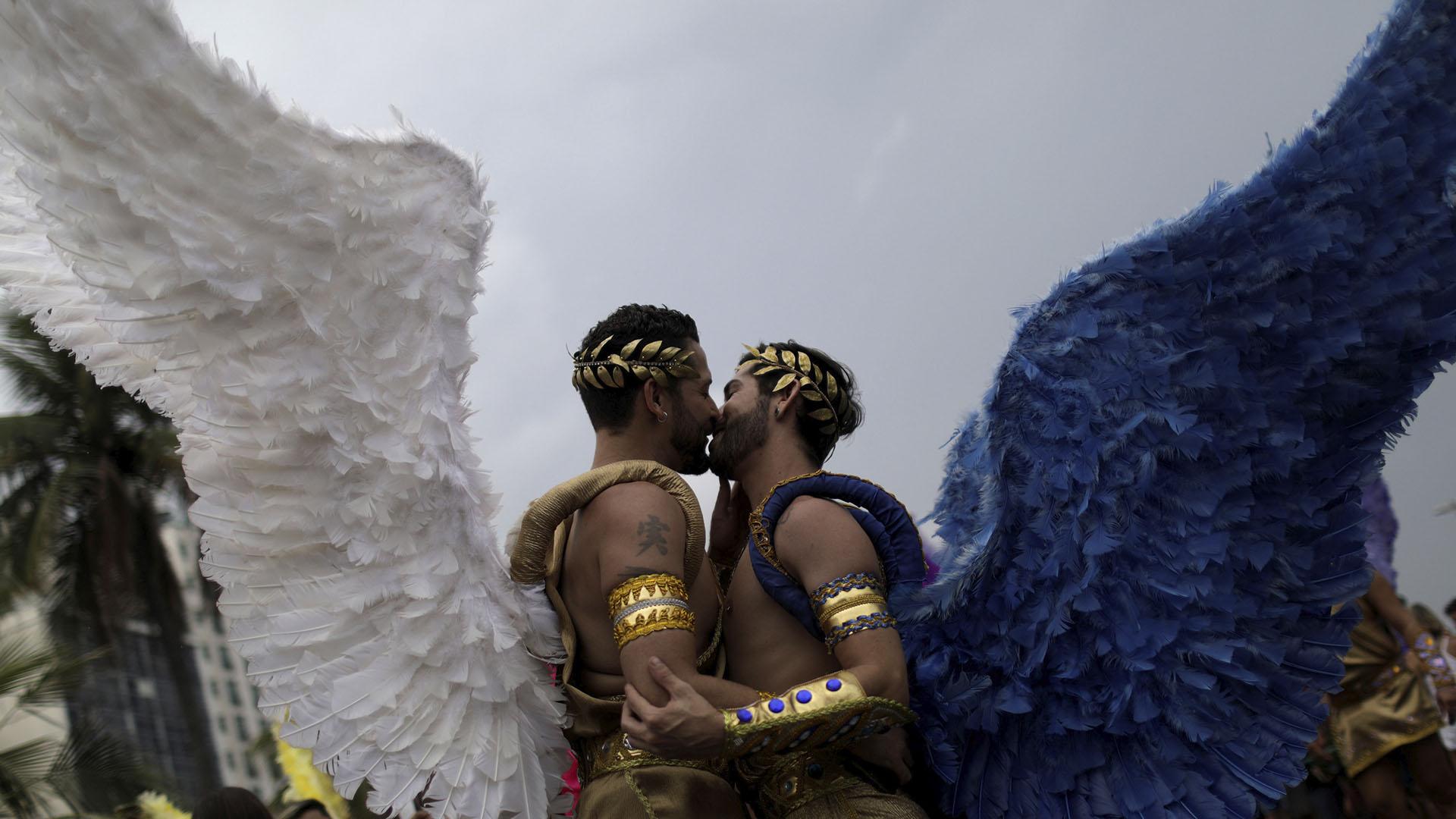Brasil es uno de los países que más padece la violencia homofóbica. En 2006, registró 340 muertes, una cada 25 horas, según datos del Grupo Gay da Bahia