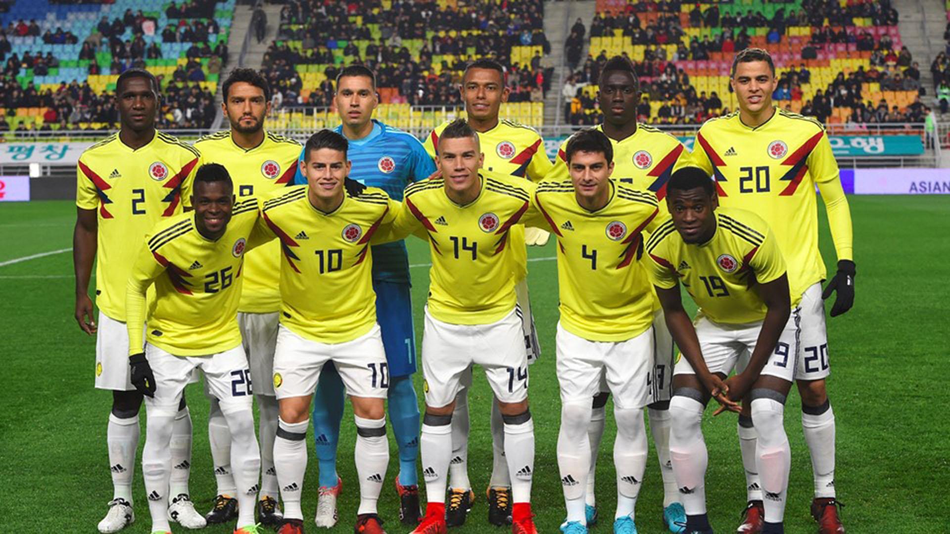 Con un promedio de edad de 28 años, el valor de Colombia es de 234,36 millones de dólares