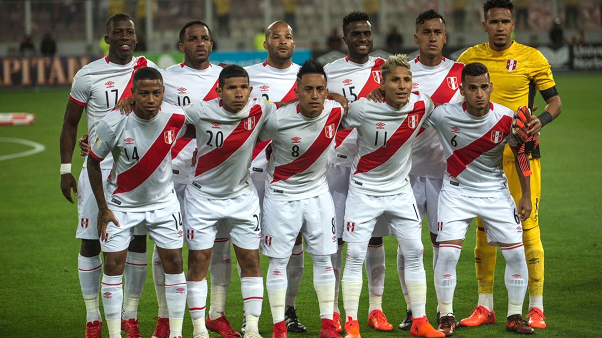 Con un promedio de edad de 26 años, el valor de Perú es de 37,73 millones de dólares