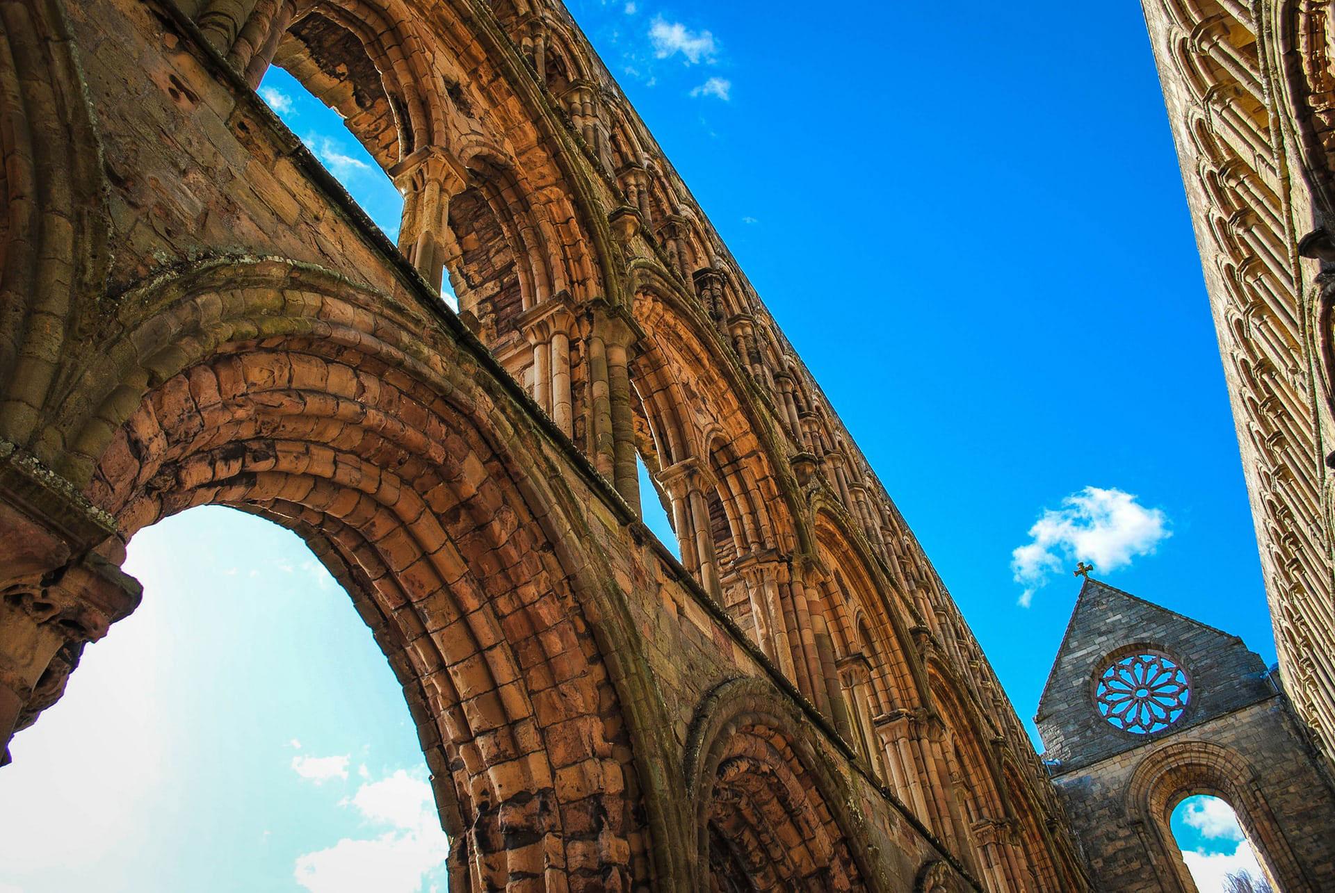Abadía Jedburgh por Jenna Johnston, la favorita del público