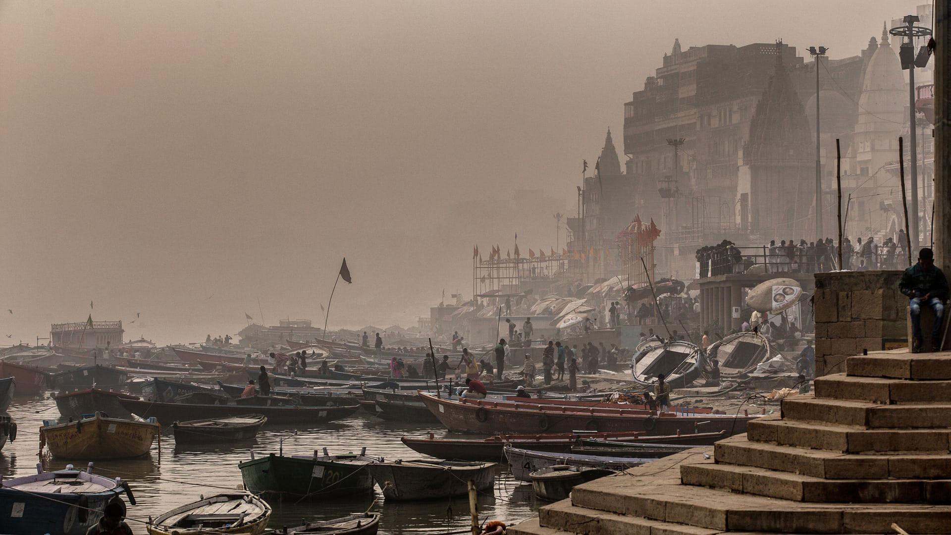 El Río Ganges por Felipe de Castro Hota Hoffmann Martins