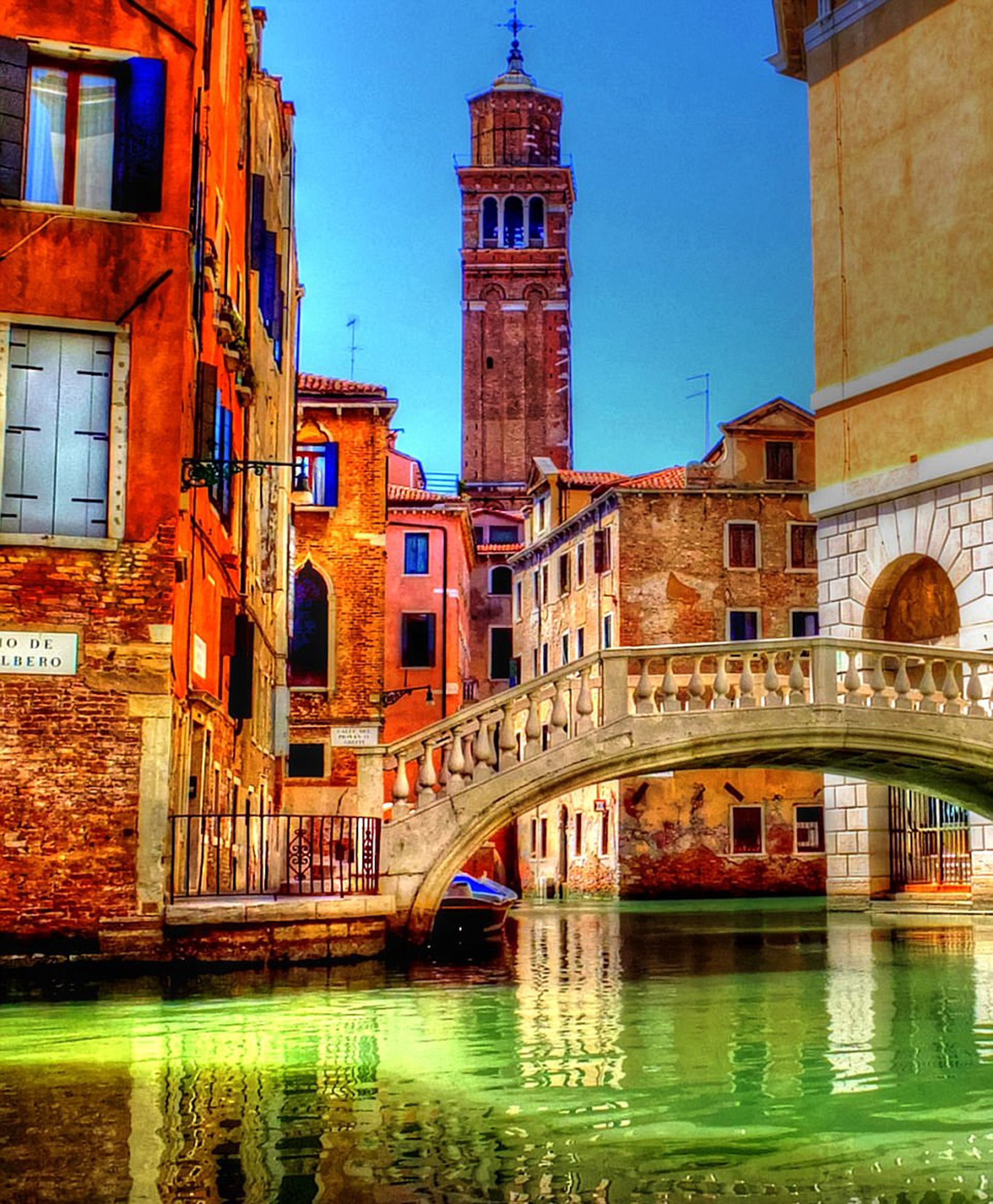 Venecia por Mike Morton