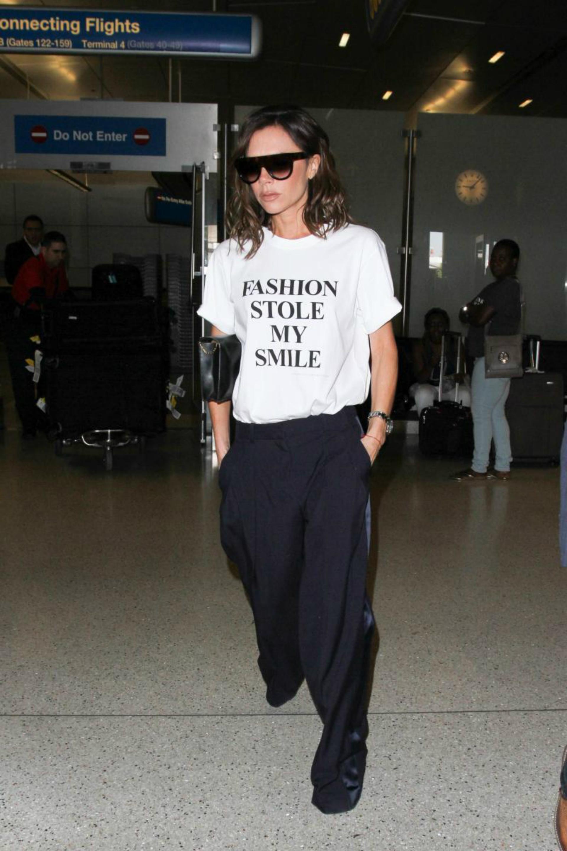 La cantante está dedicada de lleno a su exitosa marca de ropa (GENTE)