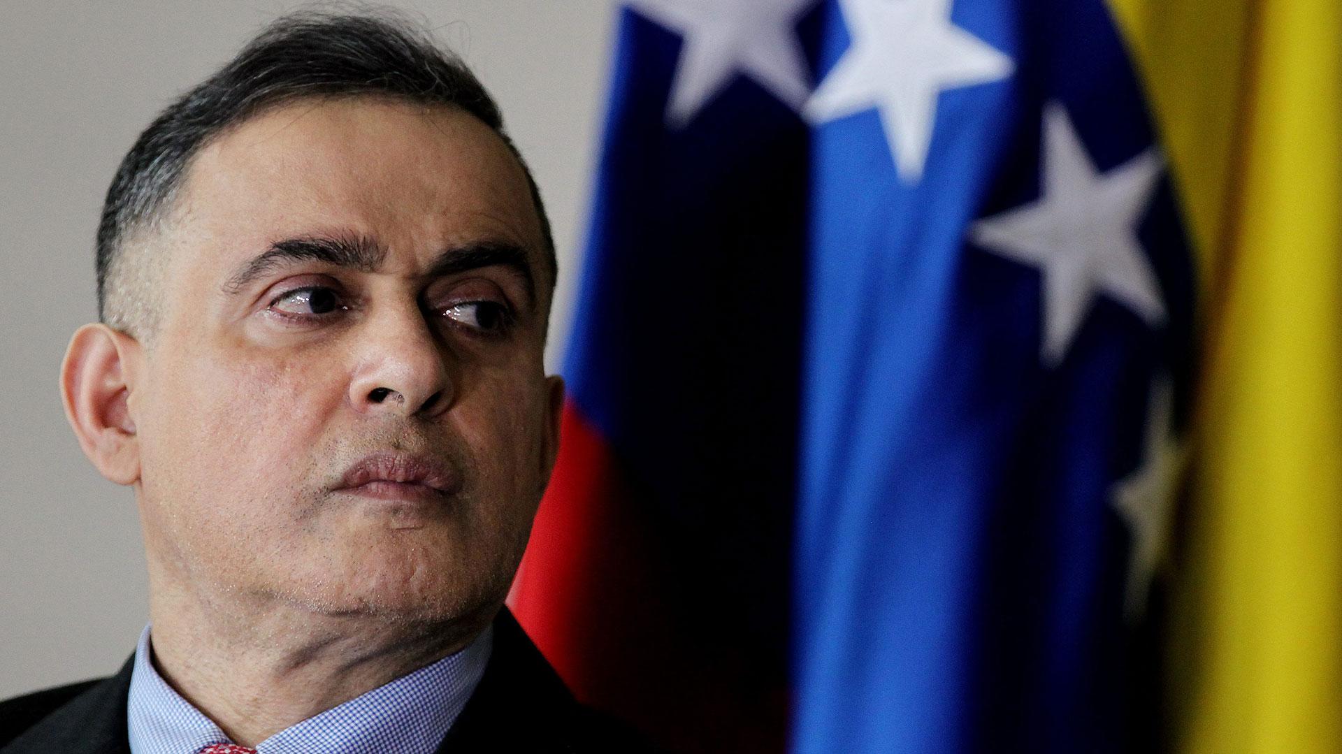 El informe de la familia de Albán contradice las versiones de Tarek William Saab, fiscal general de Venezuela (EFE)