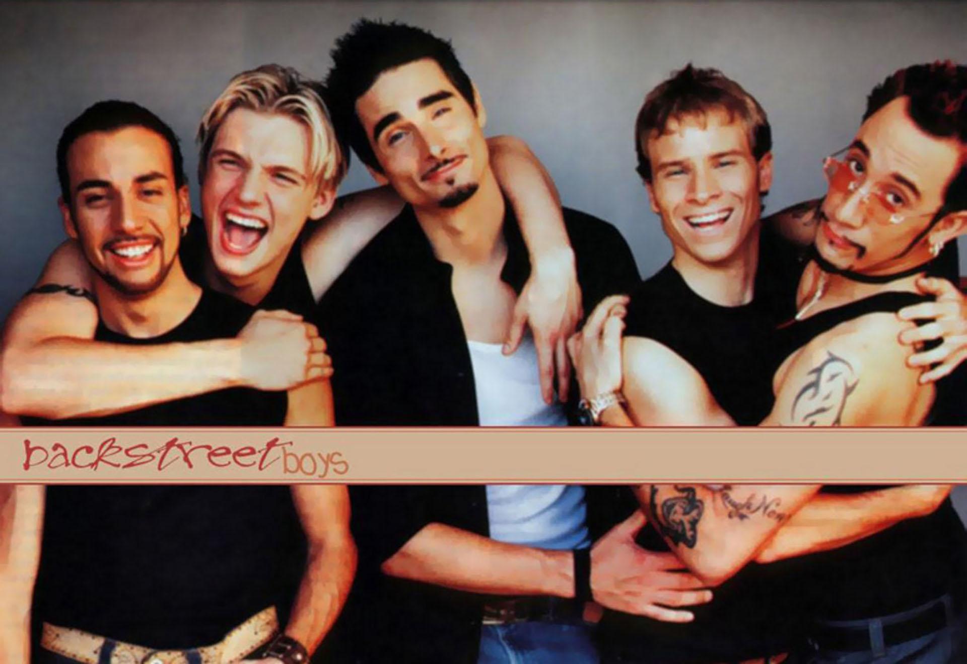 Los Backstreet Boys dominaron los años 90
