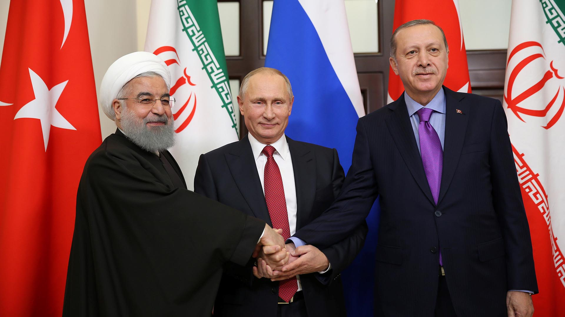 La cercanía del dictador turco a los regímenes de Irán y Rusia puede complicar sus relaciones con Washington