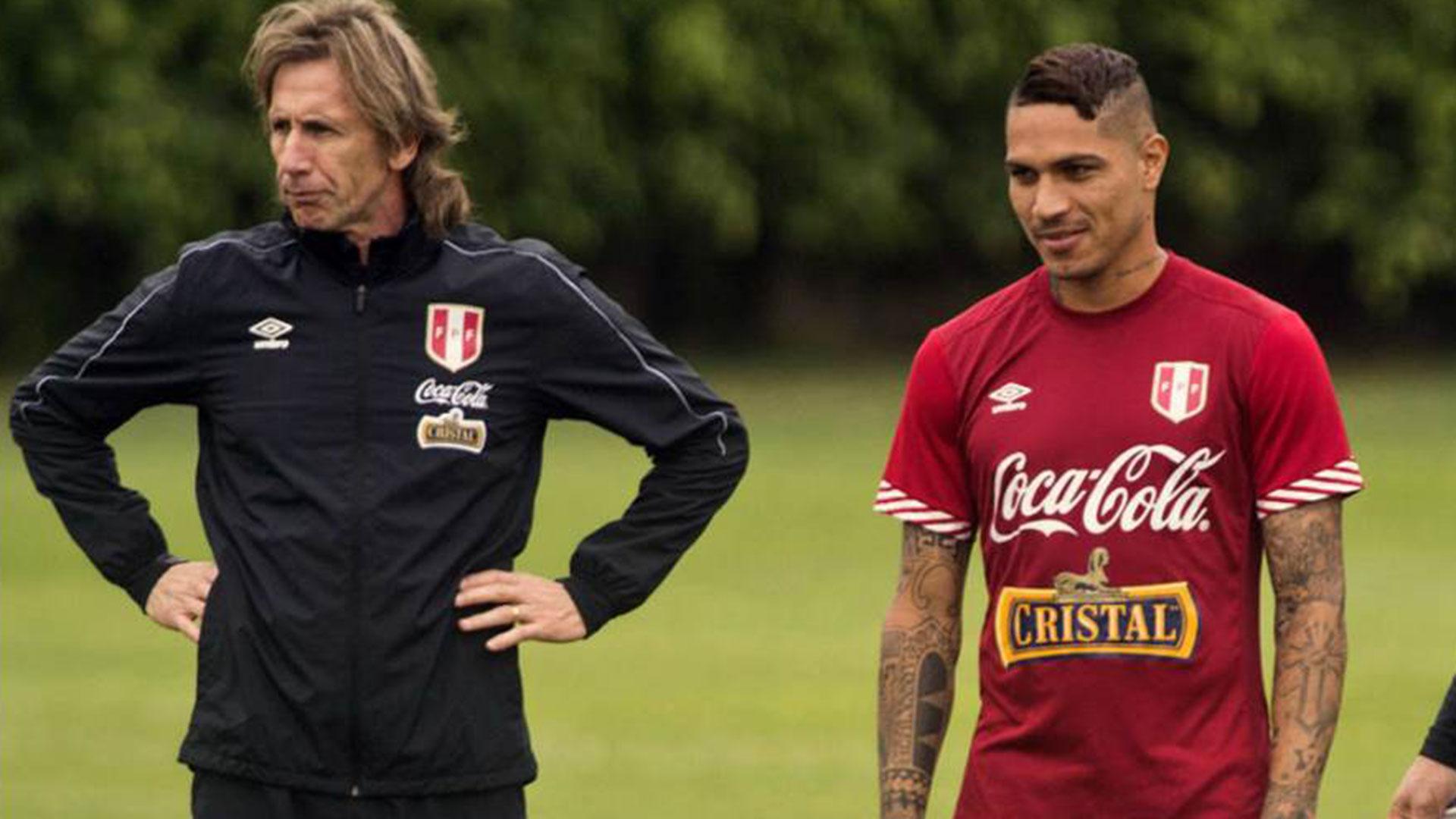 Paolo Guerrero quiere regresar al fútbol lo antes posible para convencer a Gareca de que debe jugar el Mundial 2018