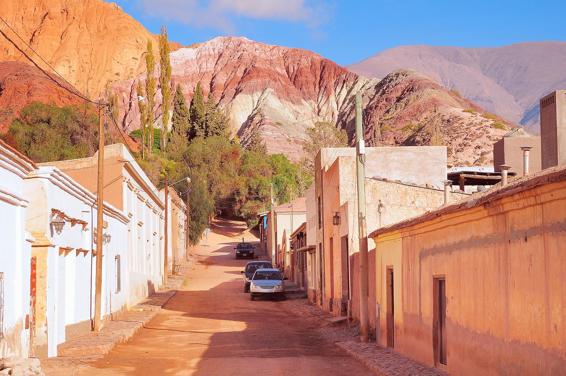 Una oportunidad única para conocer el norte argentino mediante una experiencia increíble como una propuesta de casamiento (Getty Images)