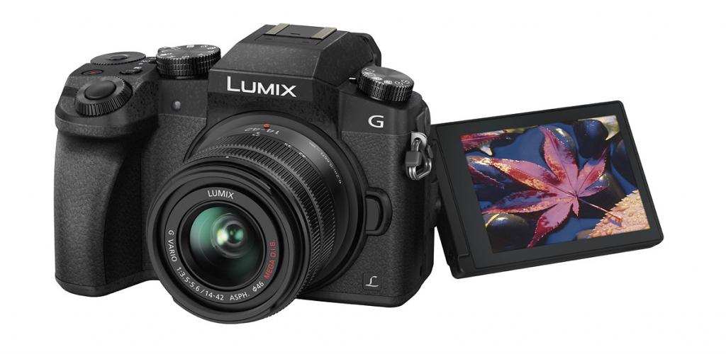 Panasonic Lumix G7 4K Mirrorless
