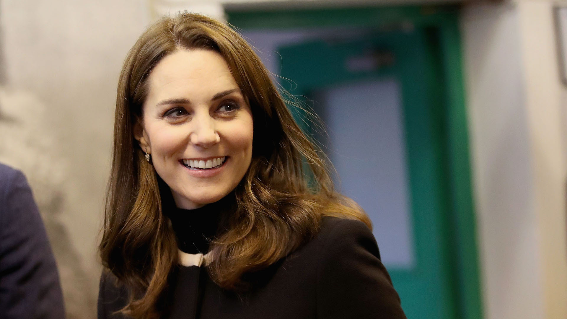 Sonriente y siempre de buen humor, la duquesa acompaña a su marido en cada ocasión que su cargada agenda se lo permite