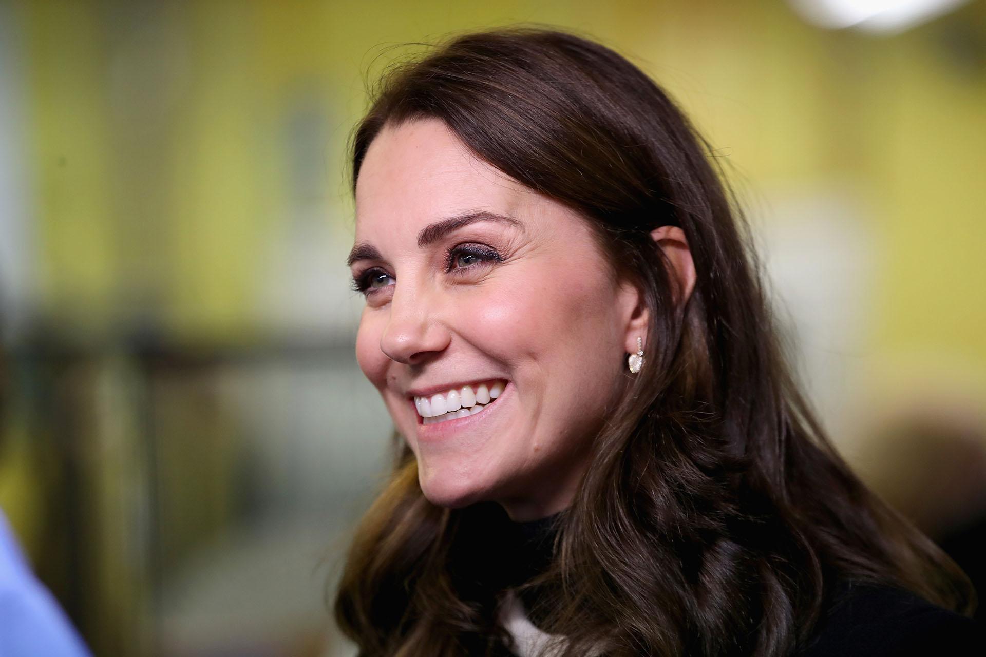 La princesa estaría embarazada de 4 meses