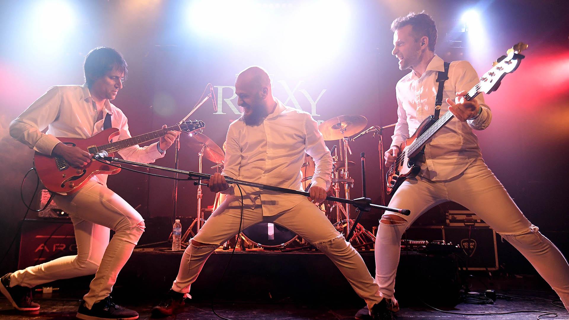 La vuelta de Árbol fue otro de los platos fuertes de esta edición de Movistar FRI Music.
