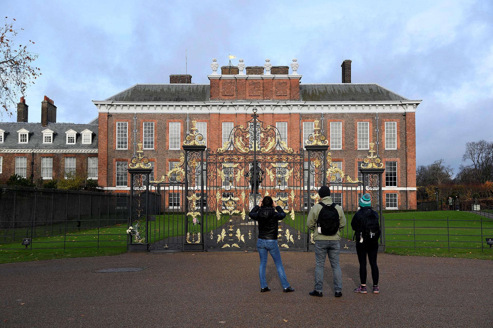 Nottingham Cottage dentro del complejo de Kensington Palace, será la residencia de los novios