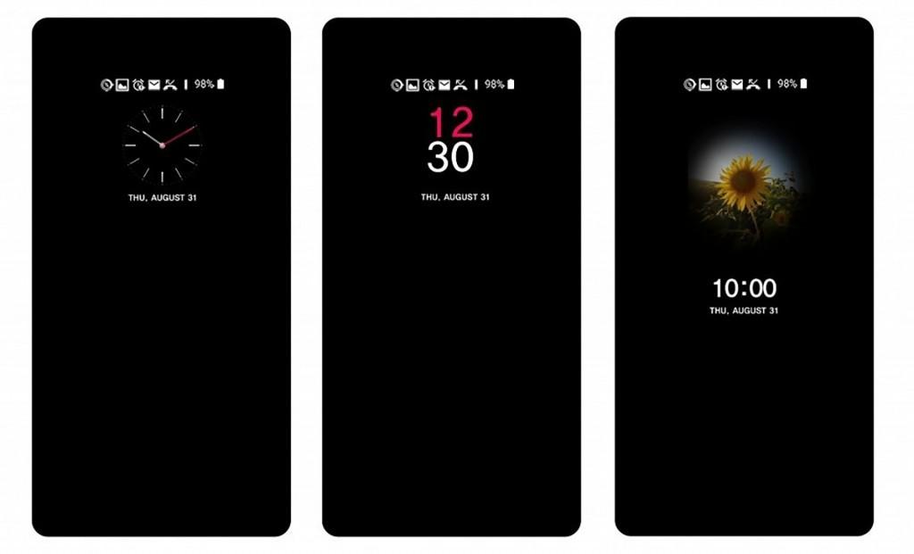 LG V30 celulares 2017 281117