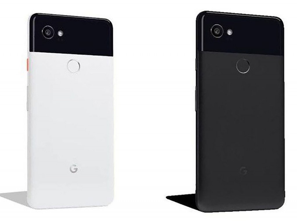 Google Pixel 2 celulares 2017 281117