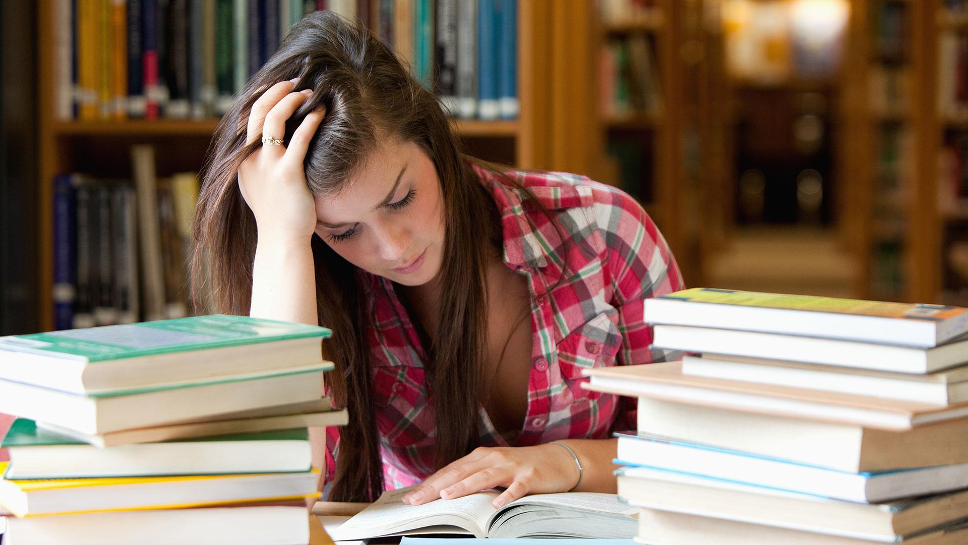 Son muchas las personas que sufren de estrésen la actualidad (Getty Images)