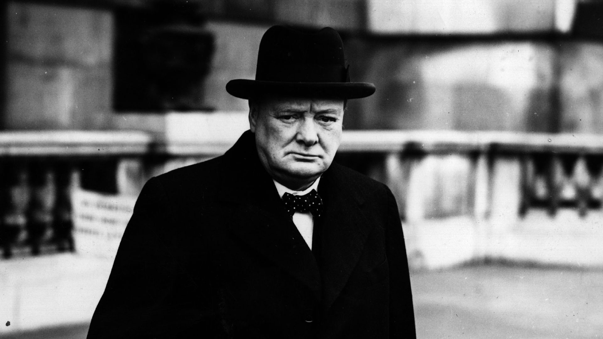 Winston Churchill (Getty Images)