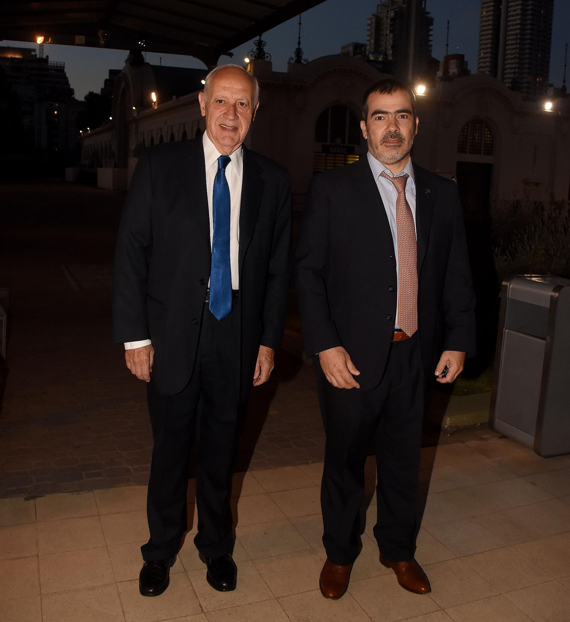 El ex ministro de Economía, Roberto Lavagna