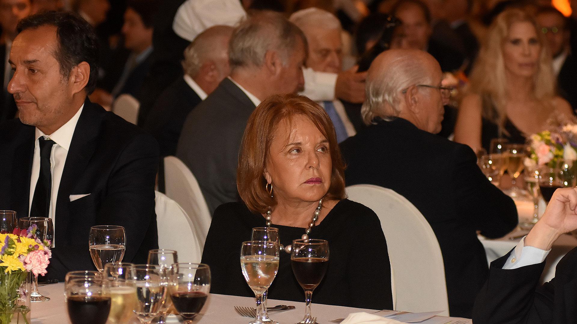 """La ex senadora y ex primera dama Hilda """"Chiche"""" González de Duhalde (Nicolás Stulberg)"""