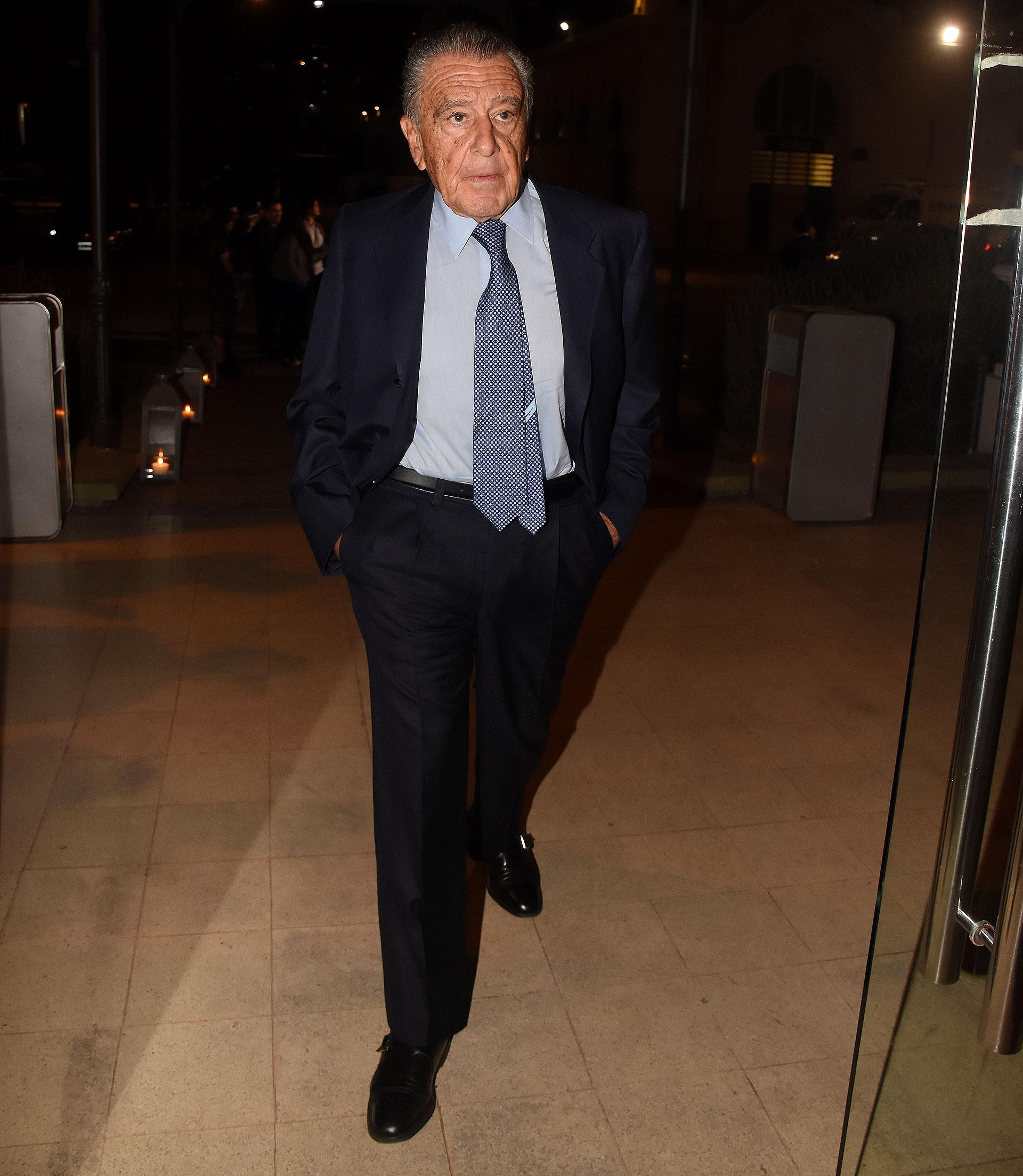 Eduardo Eurnekian, presidente de Corporación América