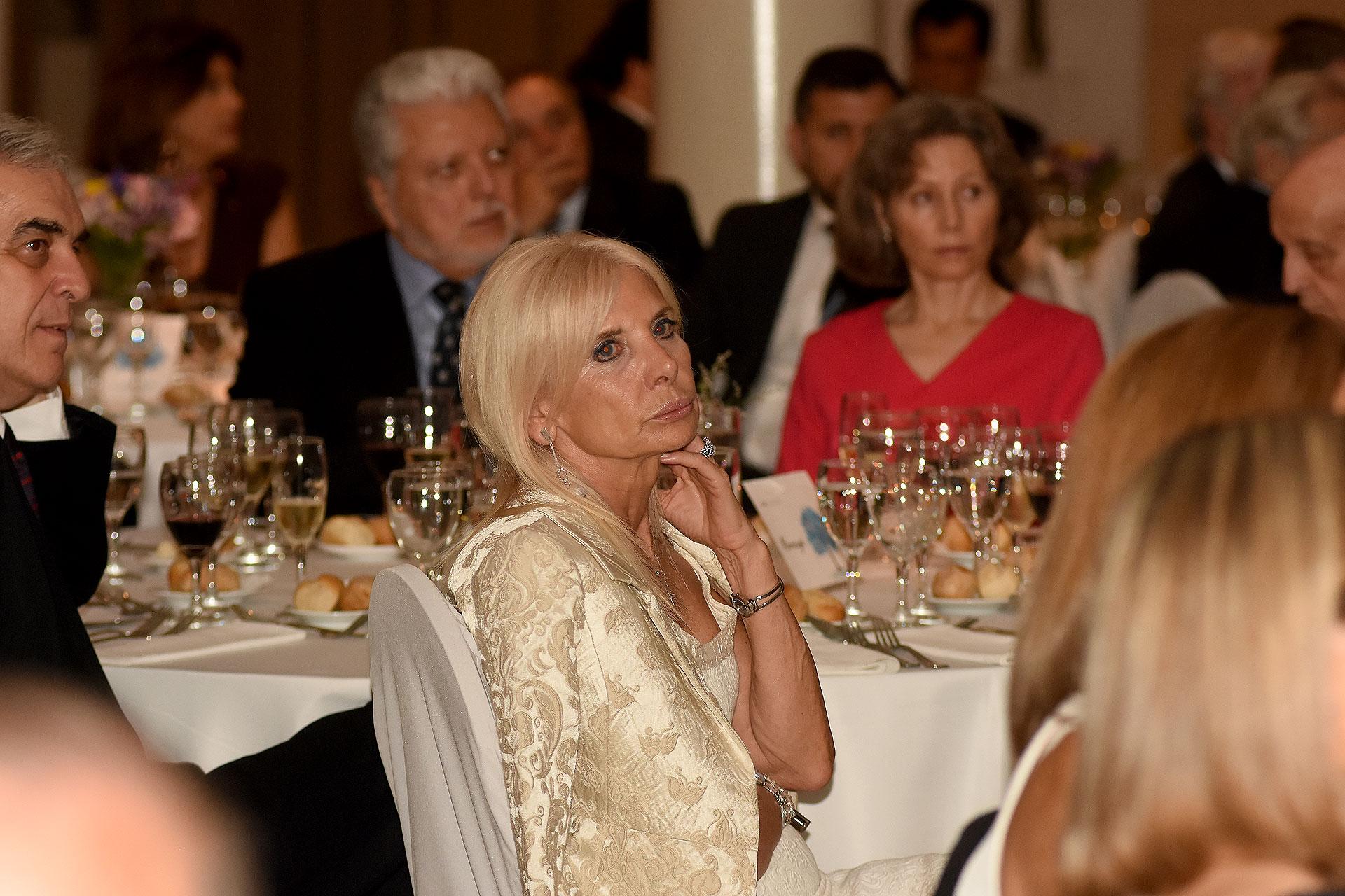 La embajadora de Italia, Teresa Castaldo