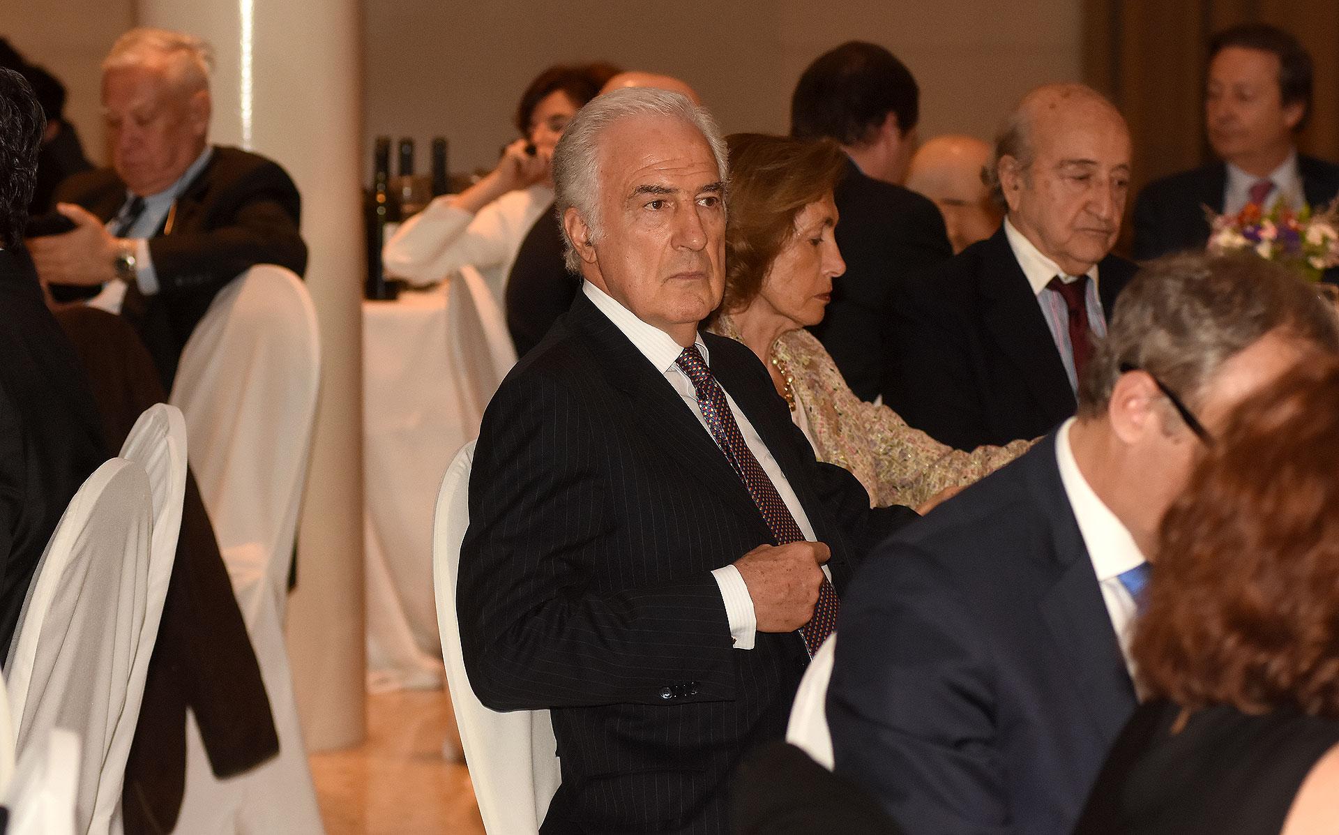 El ex intendente porteño y ex ministro de Defensa, Jorge Domínguez