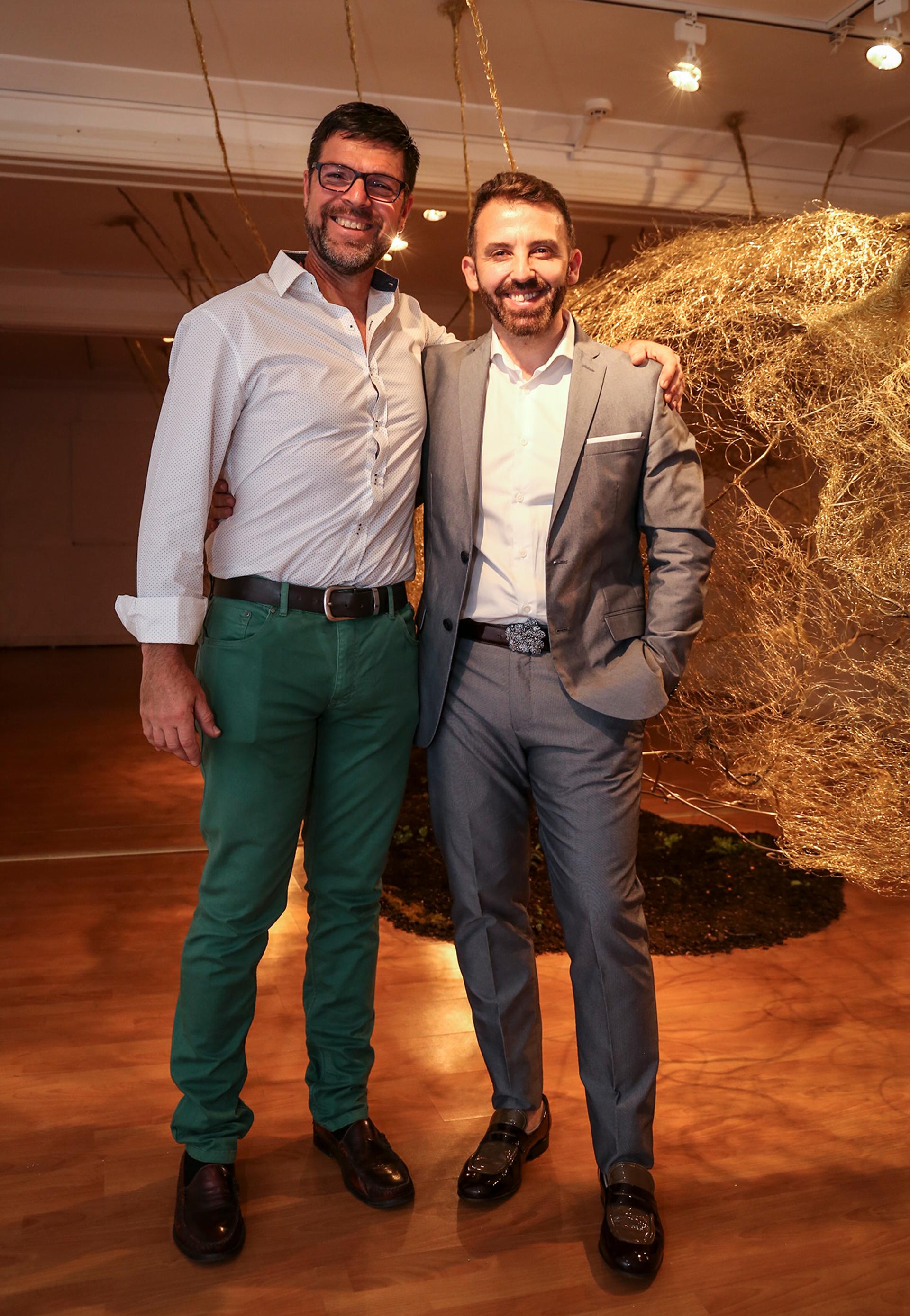 Andrés Ribero y Marcelo Toledo /// Fotos: Juan Villagran – PhotoJohnny
