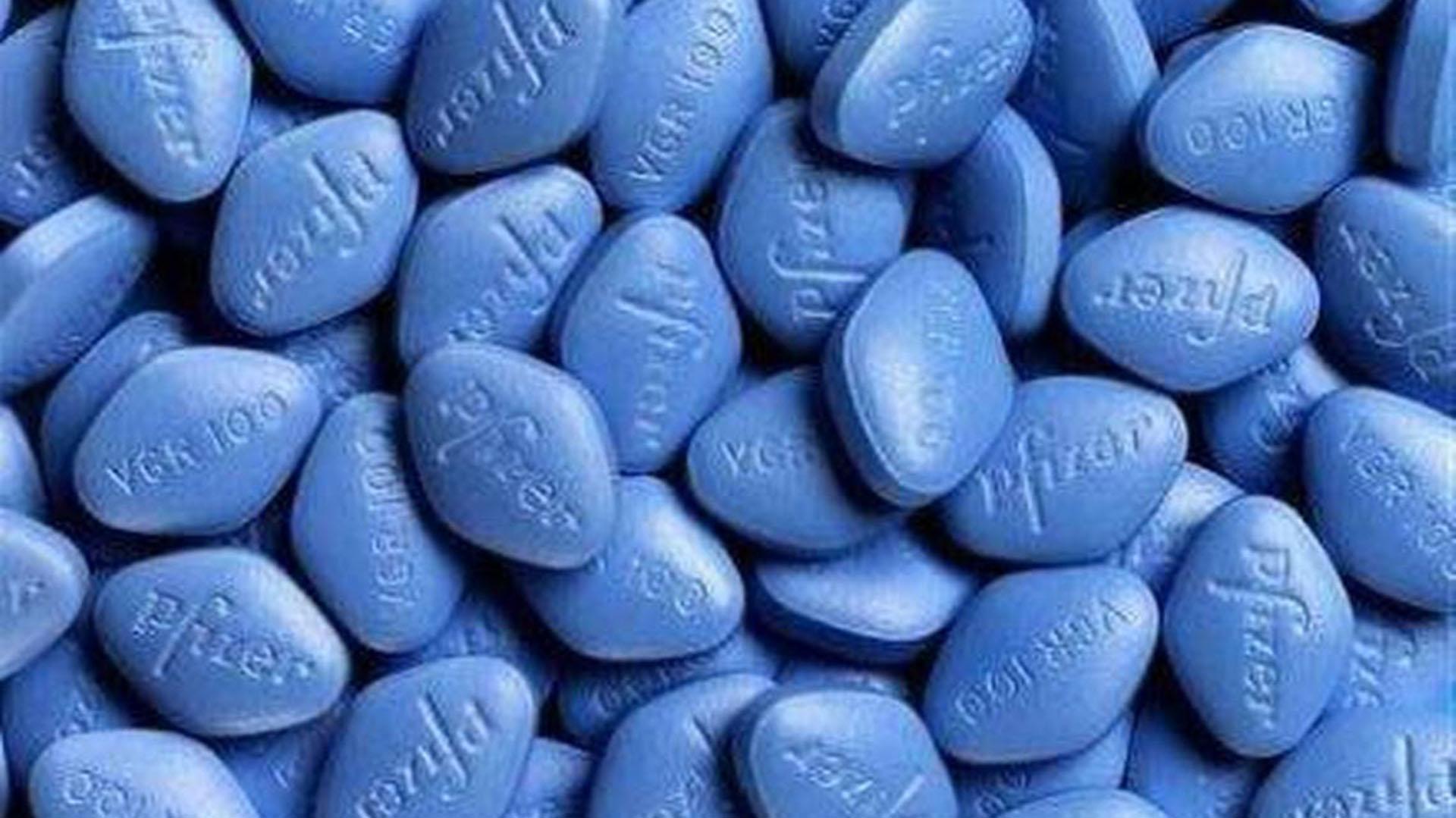 Viagra: la pastilla azul, récord de ventas de la industria farmacéutica, cumple 20 años.
