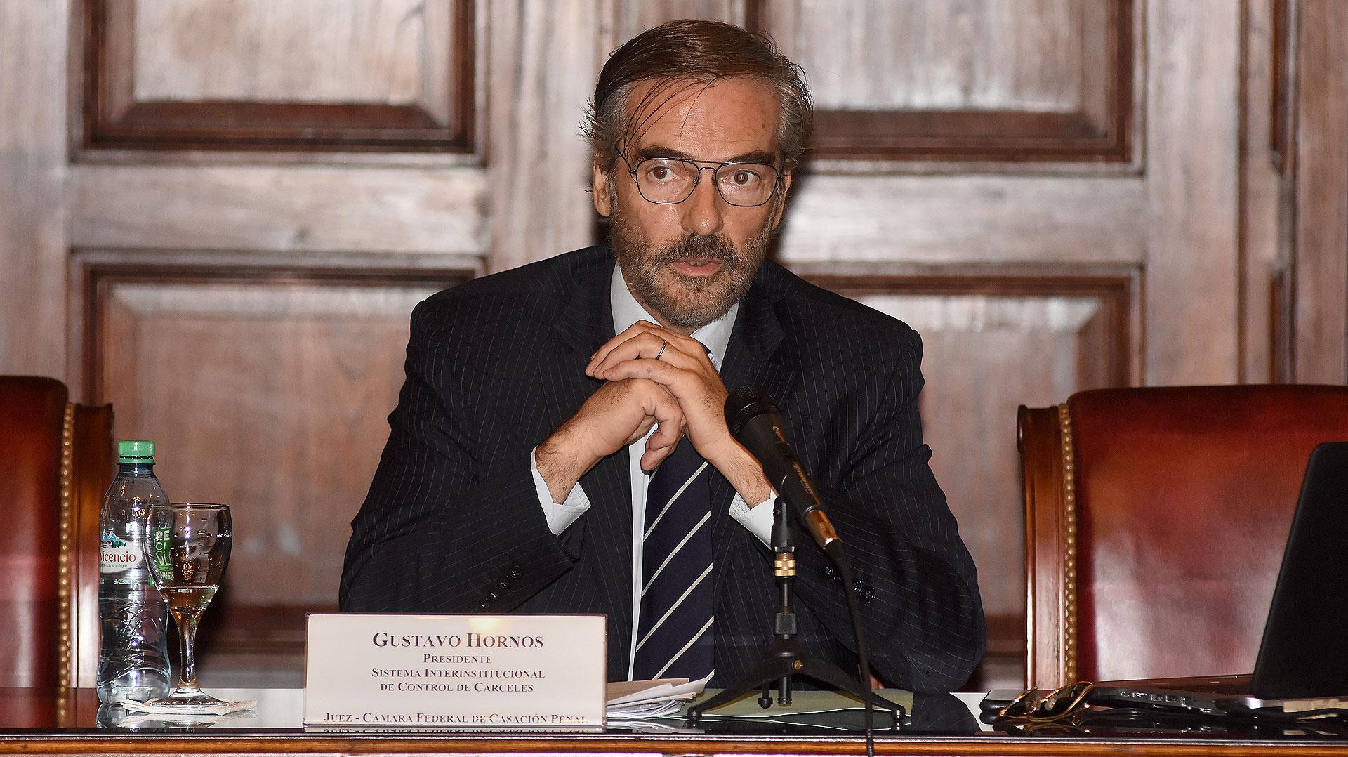 El juez Gustavo Hornos reafirmó la constitucionalidad del régimen penal  aduanero - Infobae