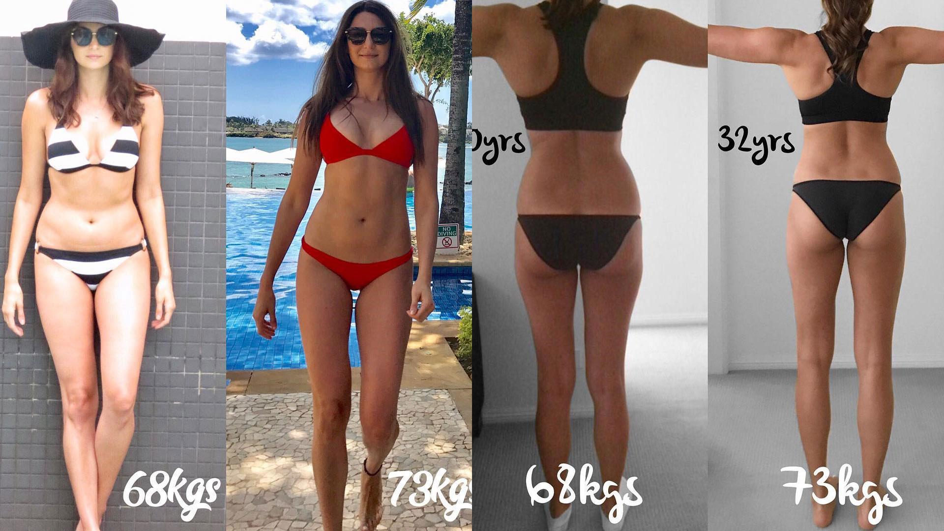 cuánto peso puedes perder en 30 días en isagenix