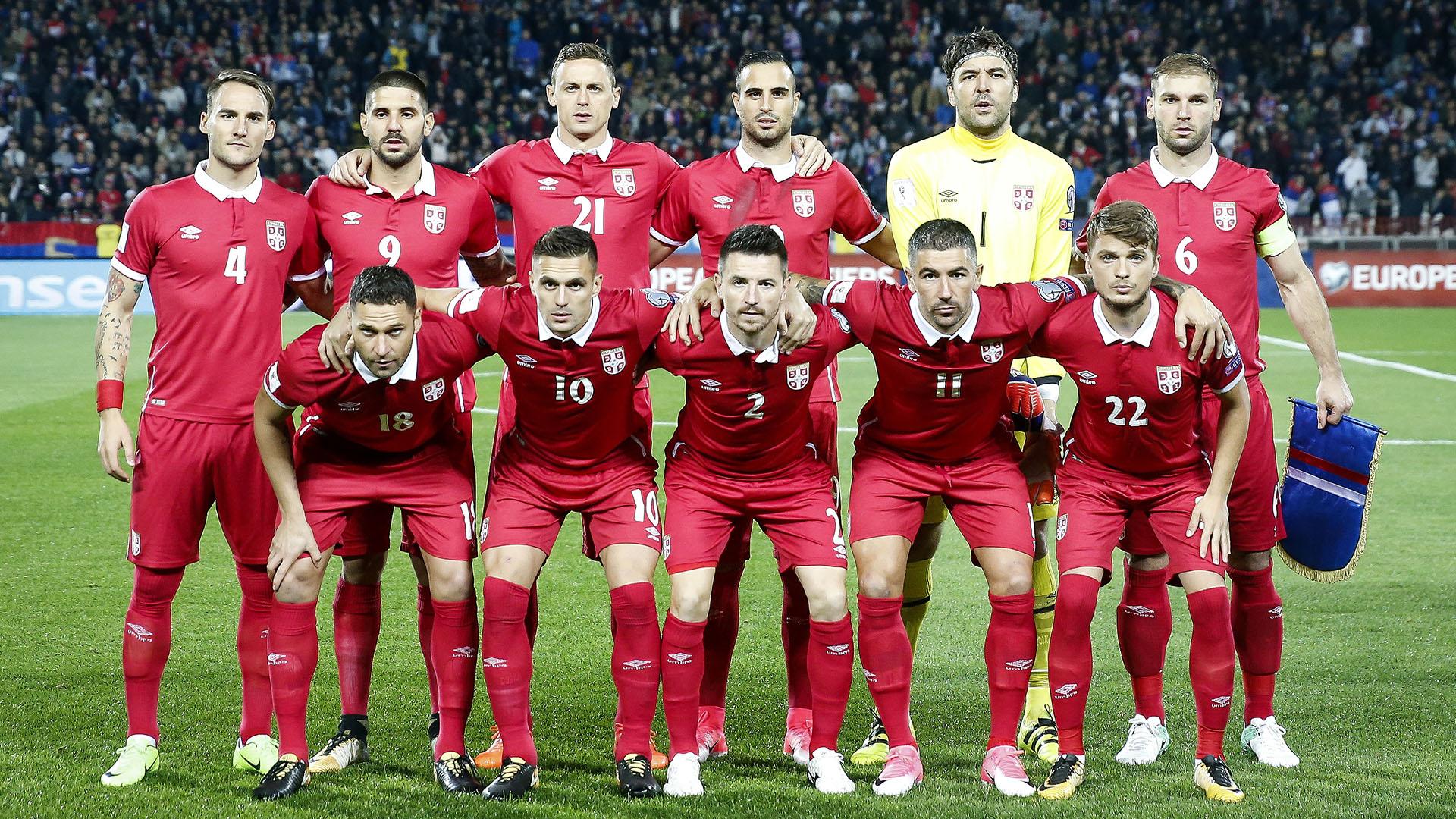 Con un promedio de edad de 27 años, el valor de Serbia es de 237,82 millones de dólares