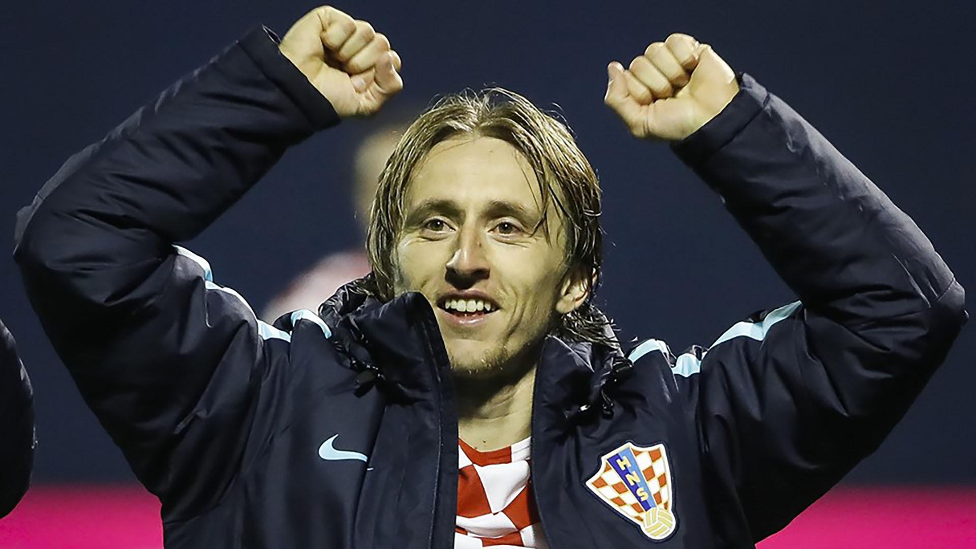El futbolista croata Luka Modric pagó un millón de euros a la Hacienda española para no ir a la cárcel