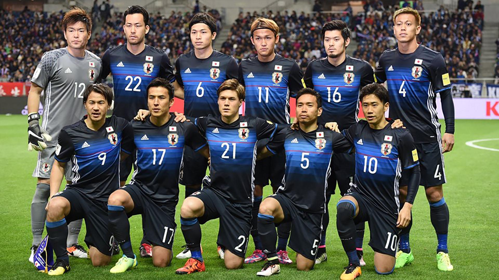 Japón será rival de Colombia en el Grupo H del Mundial de Rusia 2018