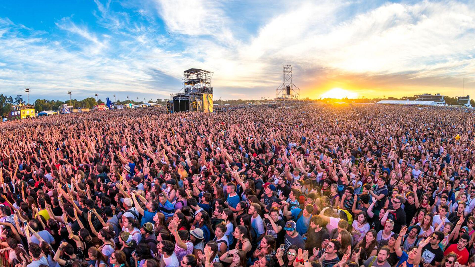 ae52b0e861fa Comenzó el canje de pulseras para Lollapalooza Argentina  todo lo que hay  que saber