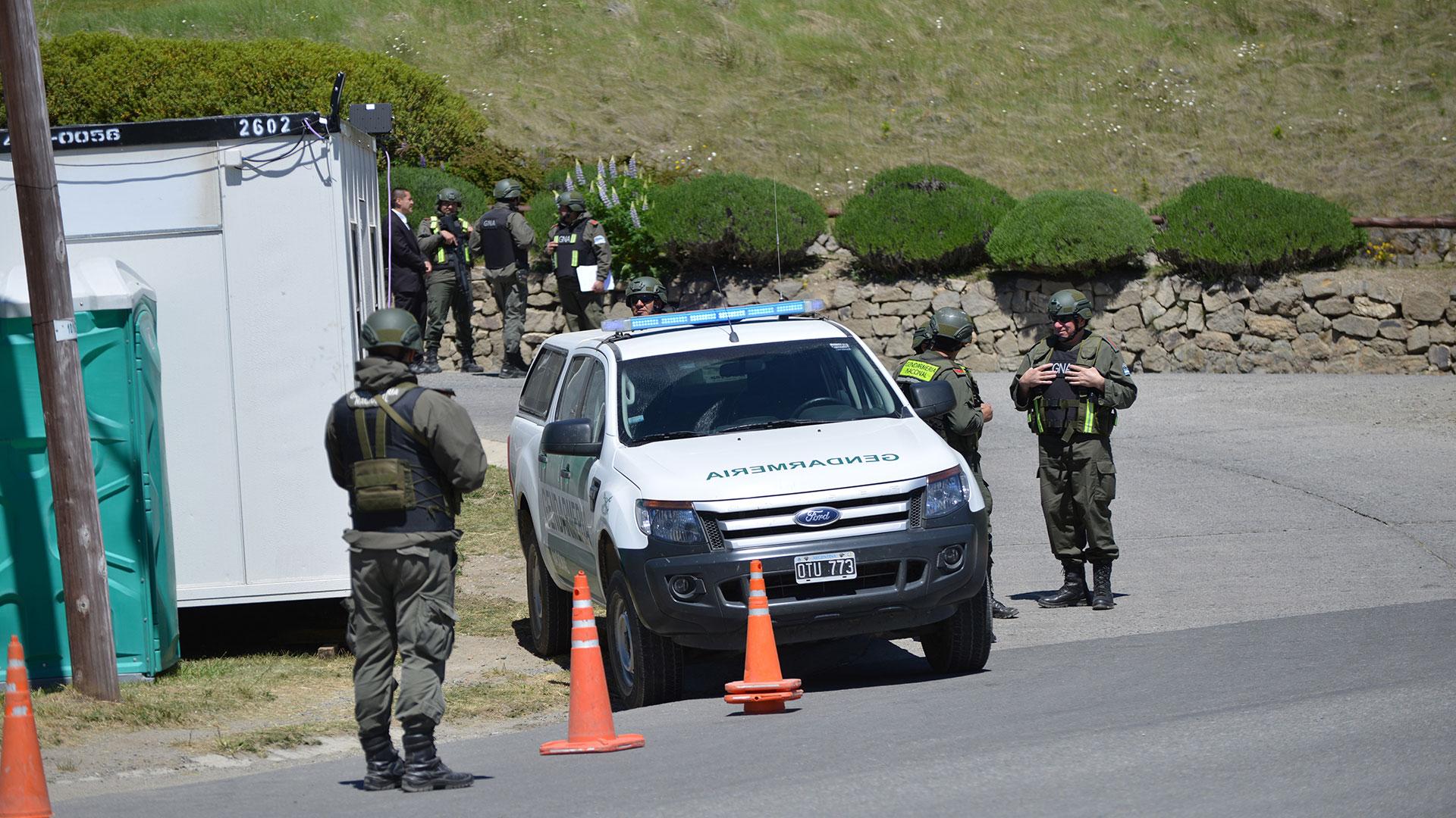 A fines denoviembre del año pasado se realizó un encuentro preparatorio del G20 en Bariloche.