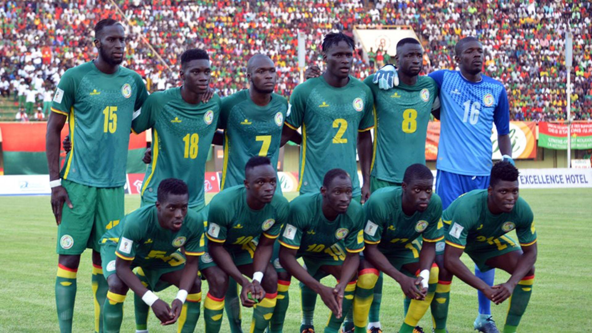 Senegal será rival de Colombia en el Grupo H del Mundial de Rusia 2018