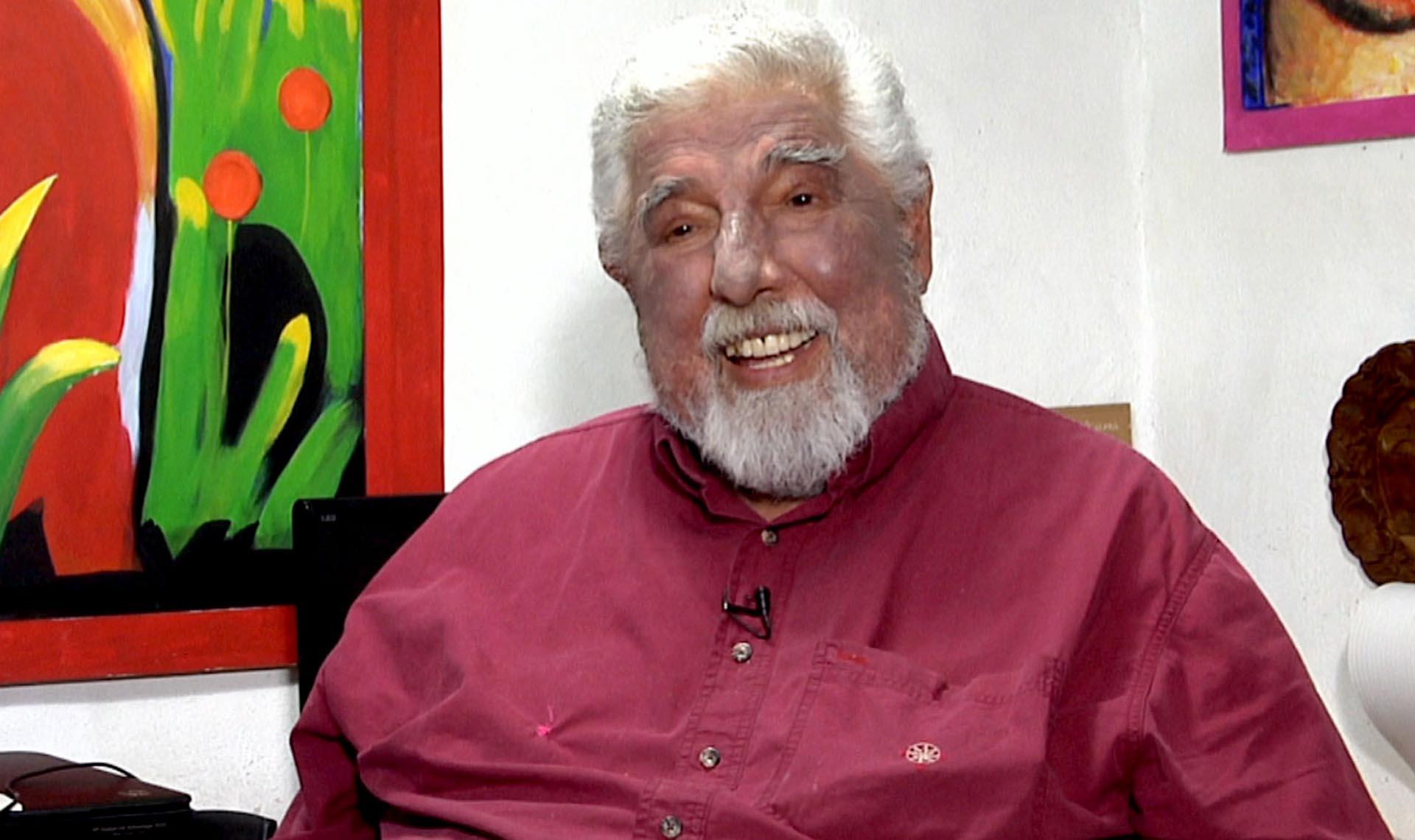 Rubén Aguirre murió en junio del año pasado