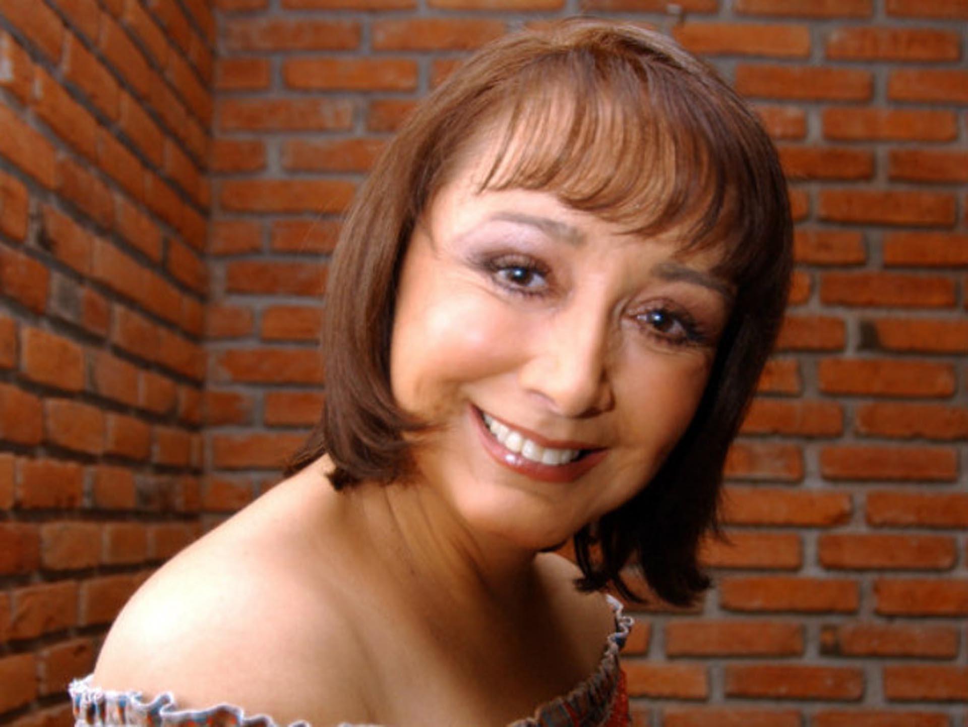 María Antonieta de las Nieves continúa trabajando como actriz