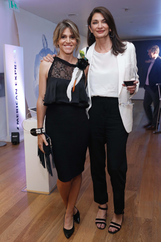 María Freytes y Mariana Arias