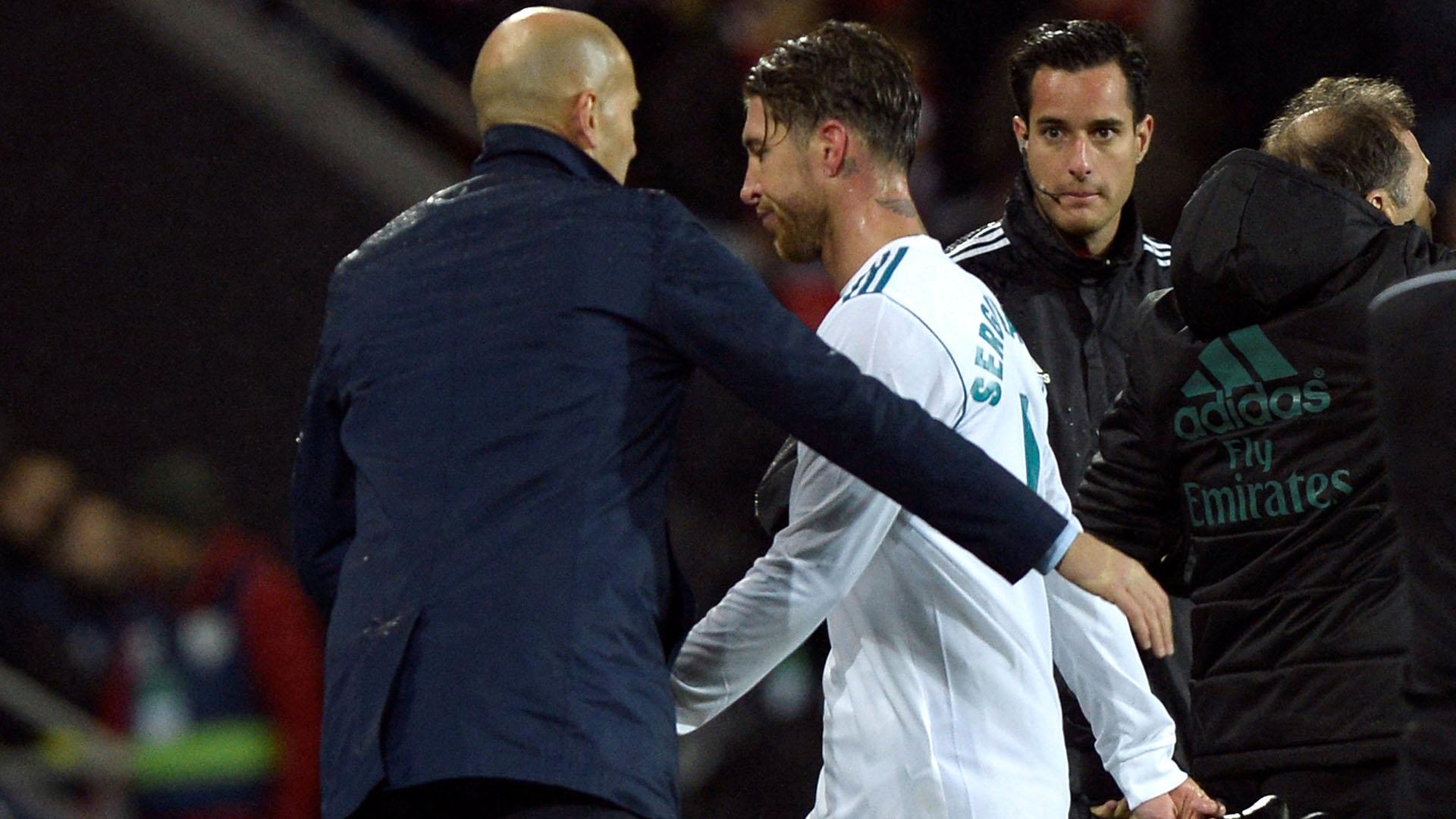 Zidane confía en su plantilla y en el último mercado de pases rechazó la llegada de refuerzos (REUTERS)