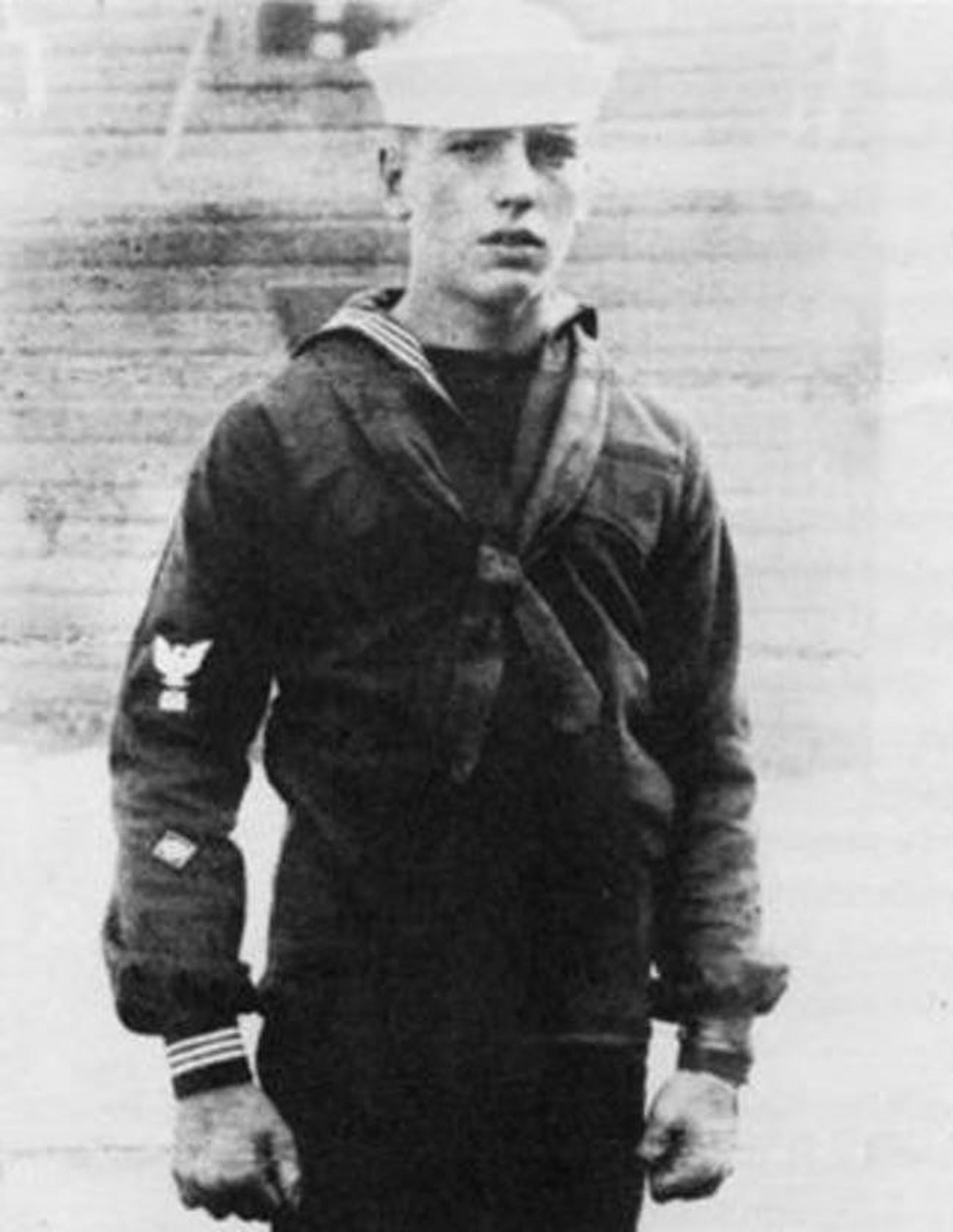 Con 15 años participó de la Gran Guerra, sin mucha suerte