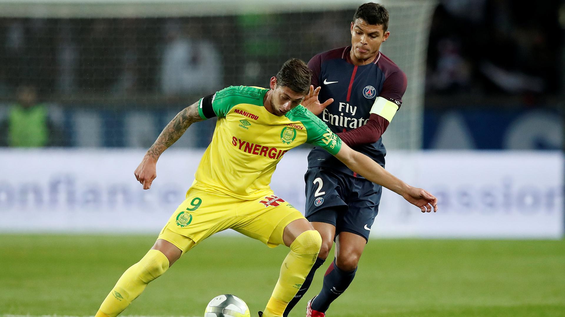 En 2016 firmó para el Nantes, donde jugó por cuatro temporadas