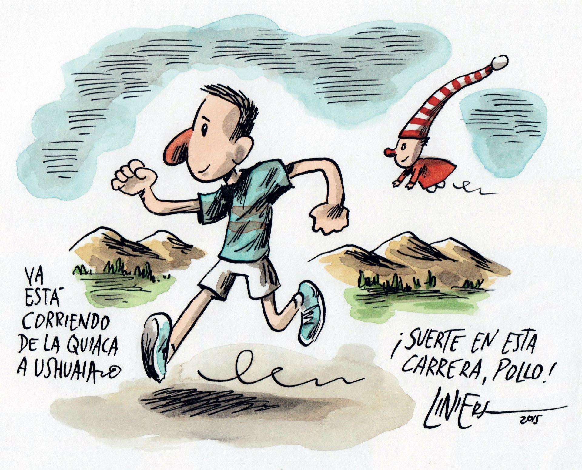El aliento de Liniers