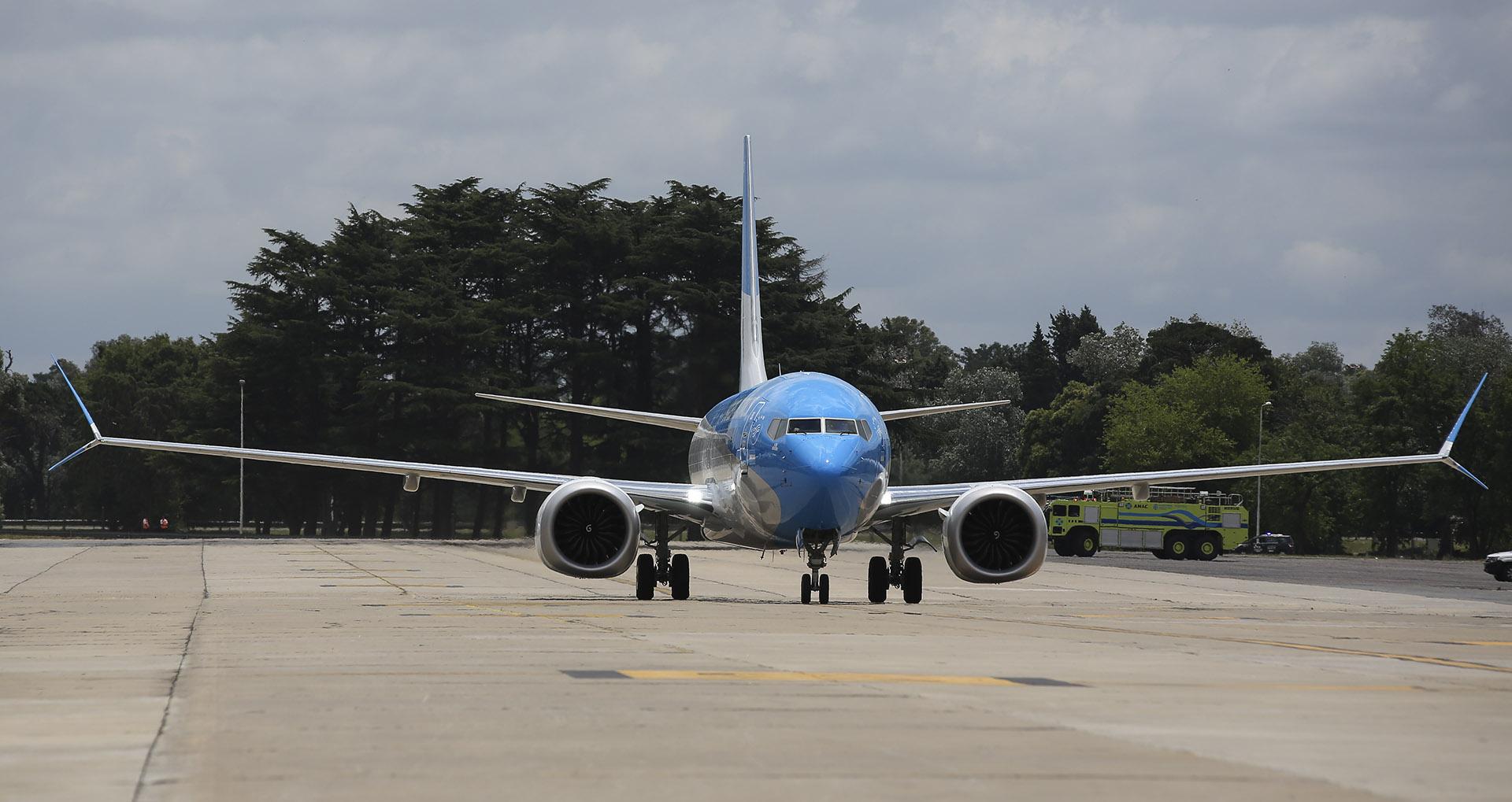 COPA, Gol y Aeroméxico son las otras aerolíneas que tienen pedido el modelo Boeing 737 MAX 8, pero Aerolíneas Argentinas es la primera en operarlo en la región